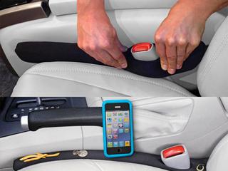 Drop Stop Automotive Car Seat Gap Filler   As Seen on TV  Shark Tank   1 Unit