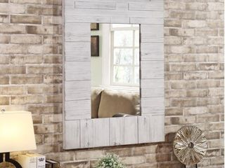 FirsTime   Co  Cadence Shiplap Mirror