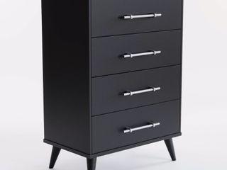 Brookside Emery Mid Century Modern Dresser Retail 319 99