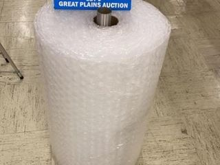 Roll of Bubble Wrap with Metal Stand