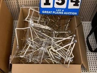 lot of Assorted Display Stands