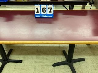 Conference Table  29  x 84IJ
