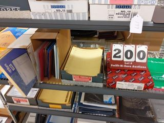large envelopes  job jacket folders  tab