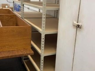 File Cabinet Storage Shelf Unit