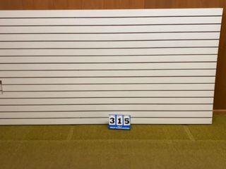 3 Sheets of Slat Board