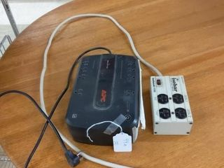 2 battery backups