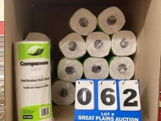 Box of Paper Towels