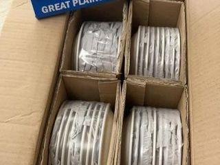 Case of Tuxton Plates