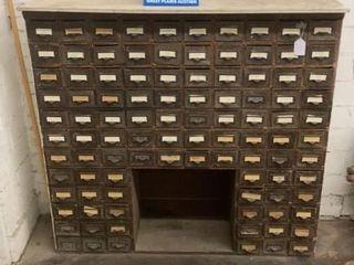 Hardware Storage Organizer