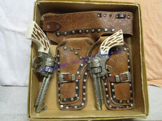 ROY ROGERS BElT   HOlSTERS