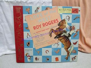ROY ROGERS RECORDS