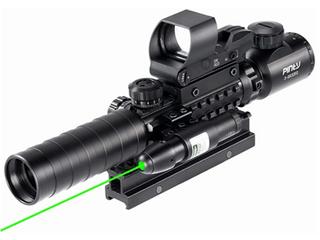 PINTY GUN SCOPE   BlACK   MODEl  MT RXS5S