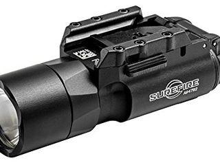 SureFire X300 Ultra lED Handgun or long Gun Weaponlight with Rail lock Mount  Black