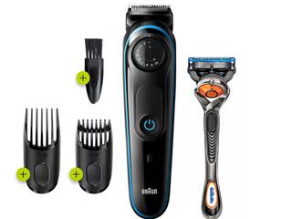 Braun Wet Or Dry Hair Shaver