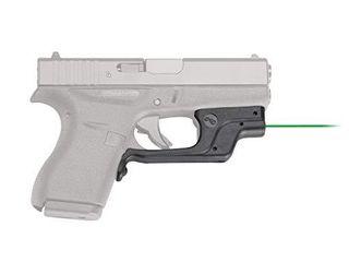 Crimson Trace lG 443G laserguard Green laser Sight for Glock 42 and 43 Pistols