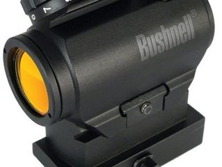 Bushnell Optics TRS 25 Hirise 1x25mm Red Dot Riflescope with Riser Block  Matte Black
