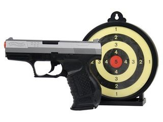 Walther 2272007 Air Soft Action Kit P99 6mm w Target