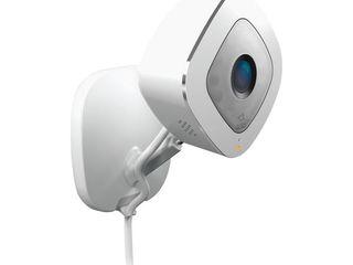Arlo   Q Indoor 1080p Wi Fi Security Camera   White
