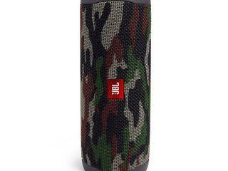 JBl Flip 5 Portable Waterproof Wireless Bluetooth Speaker   Camouflage