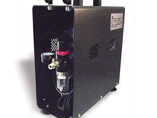 Badger Air Brush Co  TC910 Aspire Pro Compressor Black