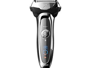 Panasonic Arc5 Electric Razor  Men s 5 Blade Cordless with Shave Sensor Technology and Wet Dry Convenience  ES lV65 S