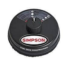 SIMPSON 3600PSI Rotating Surface Cleaner