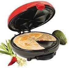 Nostalgia 6 Wedge Electric Quesadilla Maker