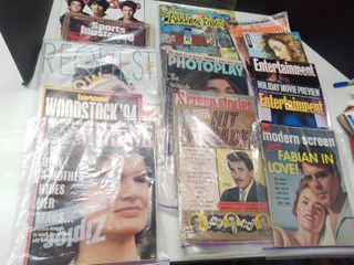 lot of Collectible Magazines