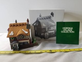 Heritage Village Collection  Dickens Village Series  David Copperfield  Betsy Trotwoods Cottage  Department 56