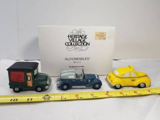 Heritage Village Collection  Automobiles  Department 56