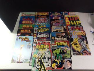lot of Various Comics  Damage Control Dark Horse The Thing From Another World
