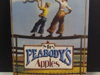 Mr  Peabodys Apples Childrens Books by Madonna