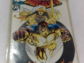 Neal Adams Signed Megalith Comic
