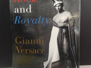 Rock and Royalty Book By Gianni Versace