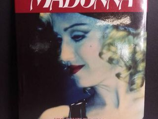 Madonna Her Complete Story An Unauthorized Biography by David James