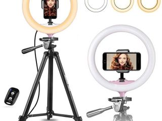 Selfie Ring light with Tripod Stand Set