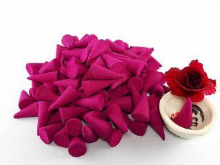 Incense Rose Cones
