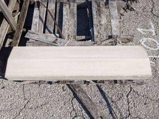 1 Piece of Precast Concrete
