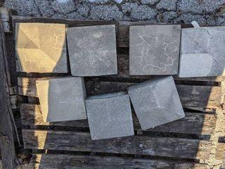 7 Pieces of Precast Concrete