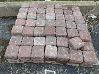 Red Pavers  200