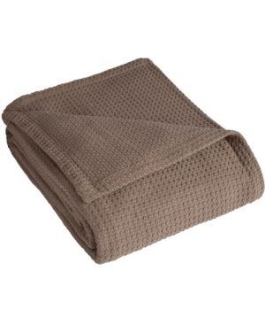 Grand Hotel Woven Cotton Throw Blanket   Retail   44 99