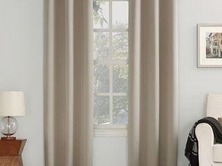 Sun Zero Hayden Energy Saving Blackout Grommet Curtain Panel   Retail   11 99
