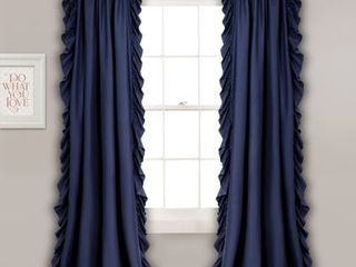 The Gray Barn Gila Curtain Panel Pair   Retail   41 24