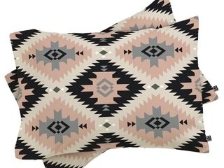Deny Designs Southwestern Geometric Duvet Set   King   Retail   210 99