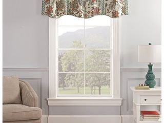 Waverly Brompton Window Valance   Retail   39 99