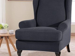 Enova Home Wing Chair Cover   Retail   61 99