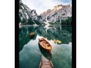 Americanflat 12in x 18in Black Poster Frame   Retail  17 29