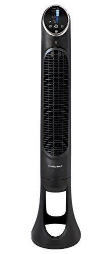 Honeywell QuietSet Whole Room Tower Fan Black  HYF290B