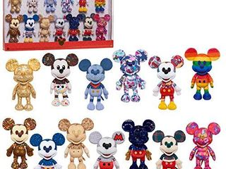 Disney Year of the Mouse Small Plush   13 pk  Amazon Exclusive