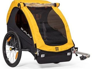 Burley Design Bee Bike Trailer  Yellow Retail  299
